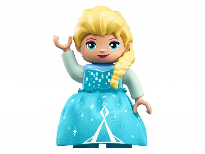 Лего холодное сердце 2 замок